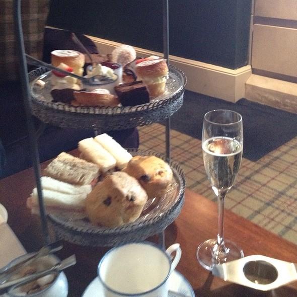 Afternoon Tea With Champagne - Hotel du Vin & Bistro - Edinburgh, Edinburgh