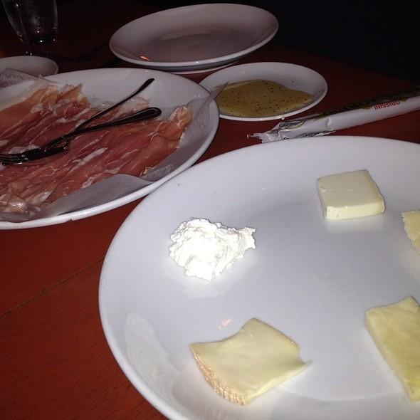 Cheese Plate - Otto Enoteca Pizzeria, New York, NY