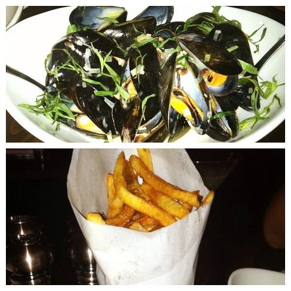 Moules Frites - Marvin, Washington, DC