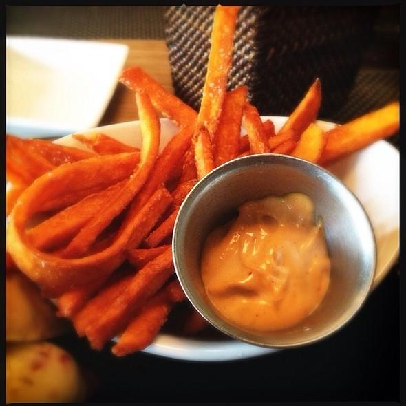 Sweet potato fries - Muffuletta, Saint Paul, MN