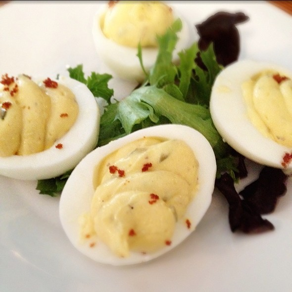 Deviled Eggs - Pasture, Richmond, VA