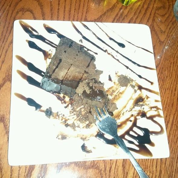 Double Chocolate Cheese Cake - Zia Marie, Virginia Beach, VA