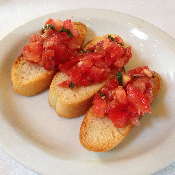 Bruschetta - Piccola Trattoria, Canyon Country, CA