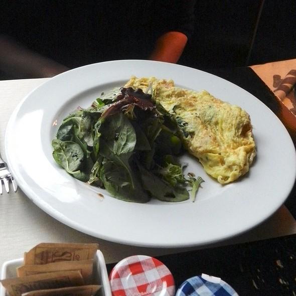 Omelette - Roxy Bar, New York, NY