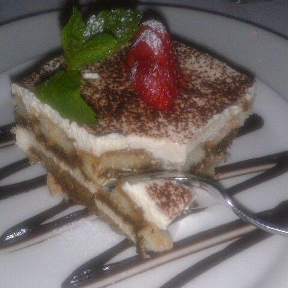 Tiramisu - Bacco Restaurant, Richmond, Greater London
