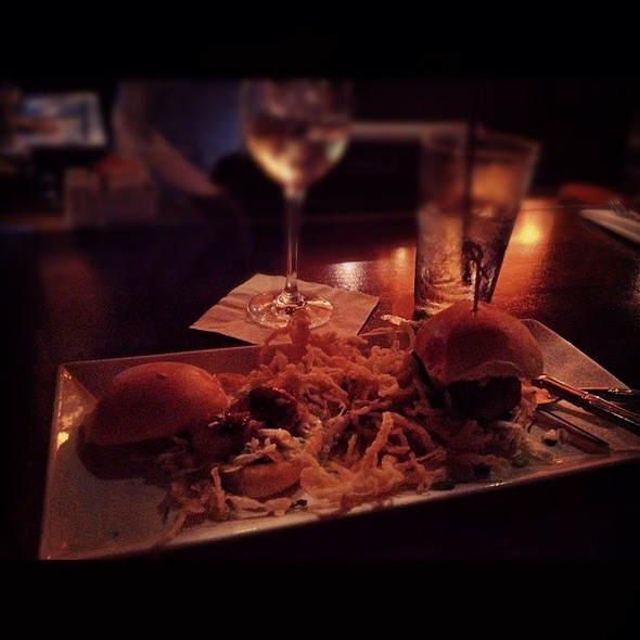 Scallop Slider - Tommy Bahama Restaurant & Bar - Naples, Naples, FL