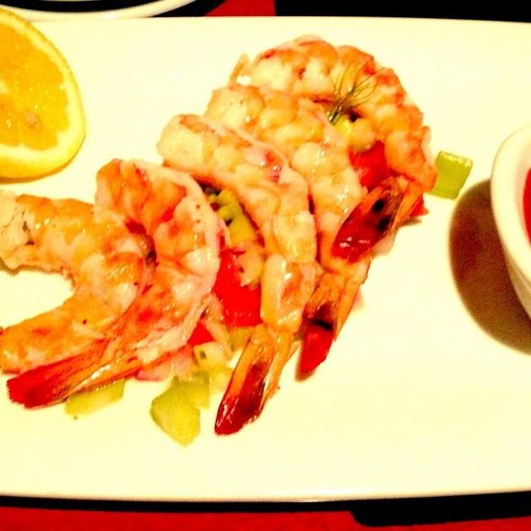 Jumbo shrimp cocktail - Fleming's Steakhouse - Winter Park, Winter Park, FL