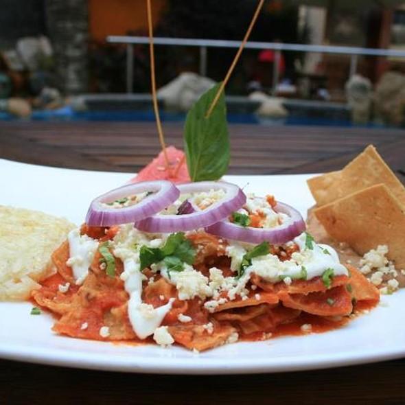Chilaquiles - Coexist Café, Puerto Vallarta, JAL