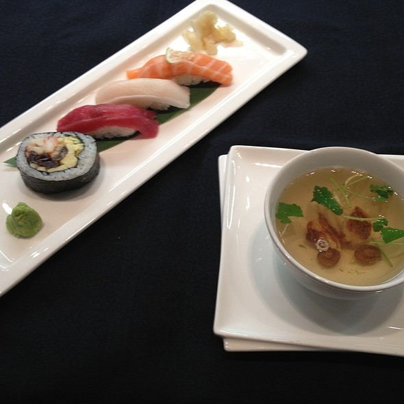 Sushi And Soup - Lobby Lounge @ Four Seasons Hotel Westlake, Westlake Village, CA