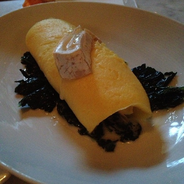 French Omelette With Brie - Spruce, San Francisco, CA