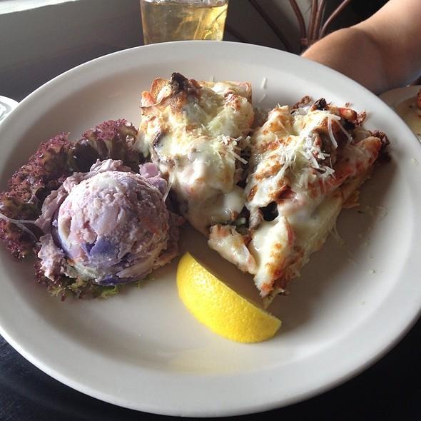 Milolii Sandwich - Cafe Pesto - Kawaihae Harbor, Kawaihae, HI