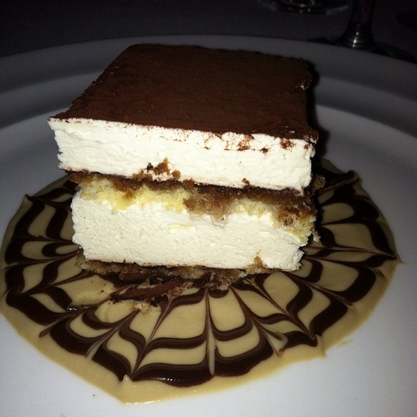 Tiramisu - Valbella Midtown, New York, NY