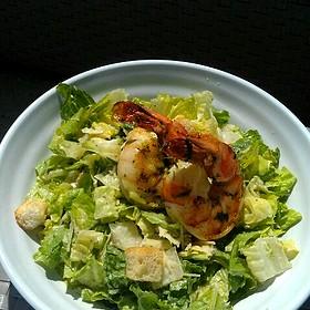 Grilled Shrimp Salad - Steak 954 at the W Fort Lauderdale, Fort Lauderdale, FL