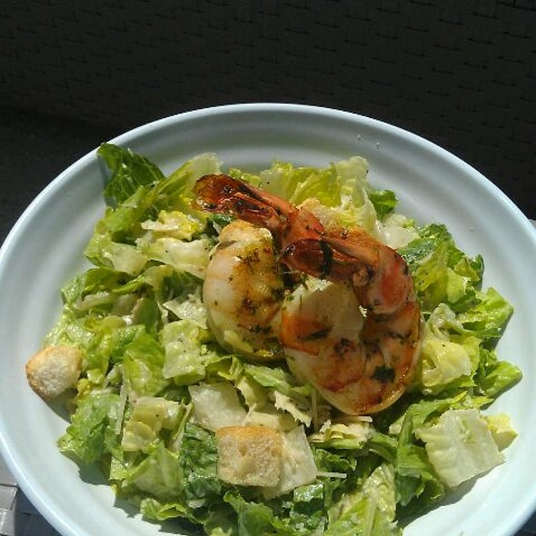 Grilled Shrimp Salad - Steak 954 at the W Fort Lauderdale, Fort Lauderdale, FL