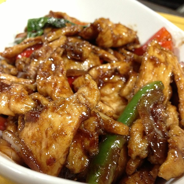 Basil Ginger Chicken - Mint - LI, Garden City, NY
