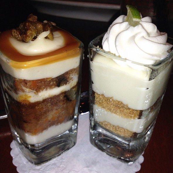 Mini Desserts - Seasons 52 - Ft. Lauderdale, Fort Lauderdale, FL