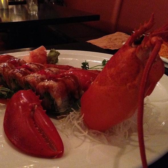 lobster roll - Ichiban Sushi Asian Bistro, Bowie, MD