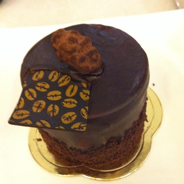 Chocolate Marquise Cake Starbucks