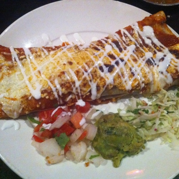 Carna Asada Burrito - The Sonora Grill, Ogden, UT