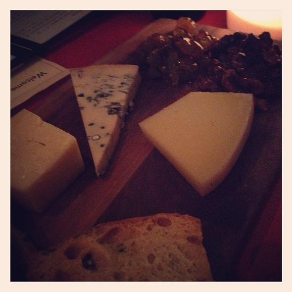 Artisan Cheese Board - ASTI Trattoria, Austin, TX