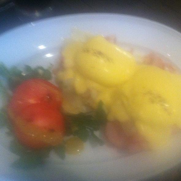 Eggs Benedict - South End Buttery, Boston, MA
