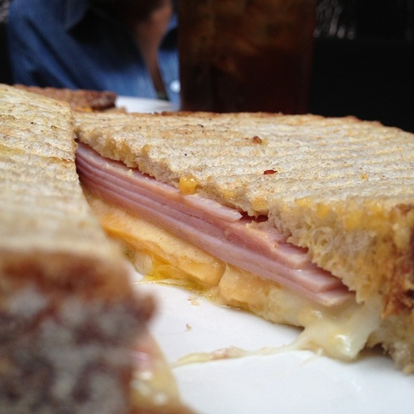 Grilled Cheese Sandwich - Fish Tag, New York, NY