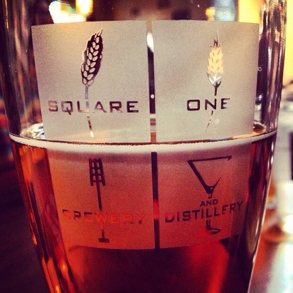 Oktoberfest Bier - Square One Brewery & Distillery, St. Louis, MO