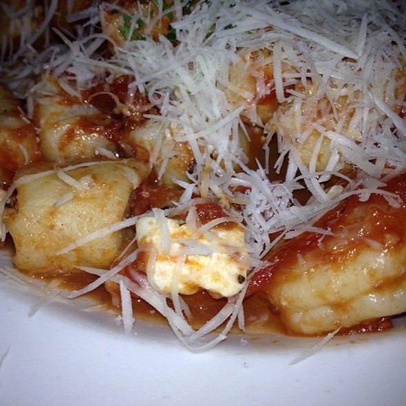 Gnocchi With Shrimp And Ricotta - Wheatfields Restaurant & Bar, Saratoga Springs, NY