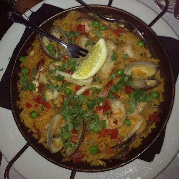 paella marinera - España Restaurant of Amelia Island, Fernandina Beach, FL