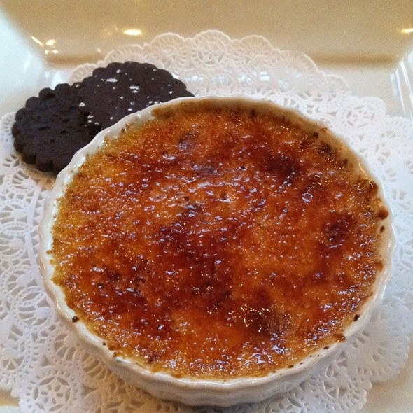 Creme Brulee - Pacific Grill, Tacoma, WA