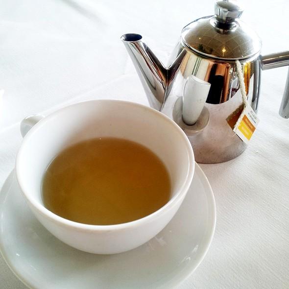 Hot Tea - Up Restaurant, Houston, TX