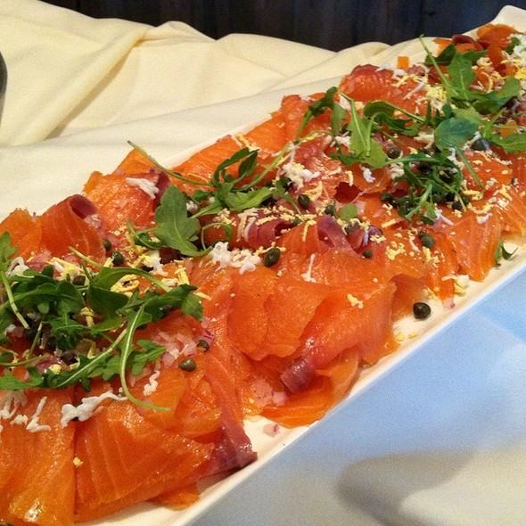 Smoked Salmon Platter - Piccolina Toscana, Wilmington, DE