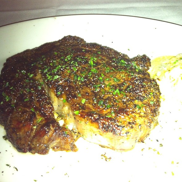 Delmonico Steak - Shanahan's Steakhouse, Denver, CO