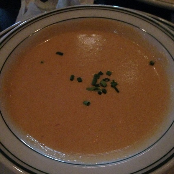 Lobster Bisque - The Grill on the Alley - Chicago, Chicago, IL