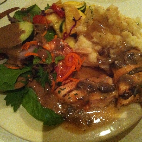 Chicken Marsala - Medici in Normal, Normal, IL