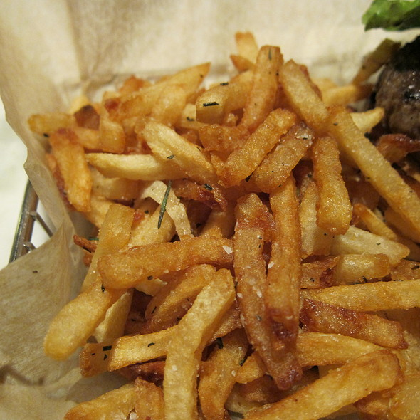 Fries - 8407 kitchen bar, Silver Spring, MD