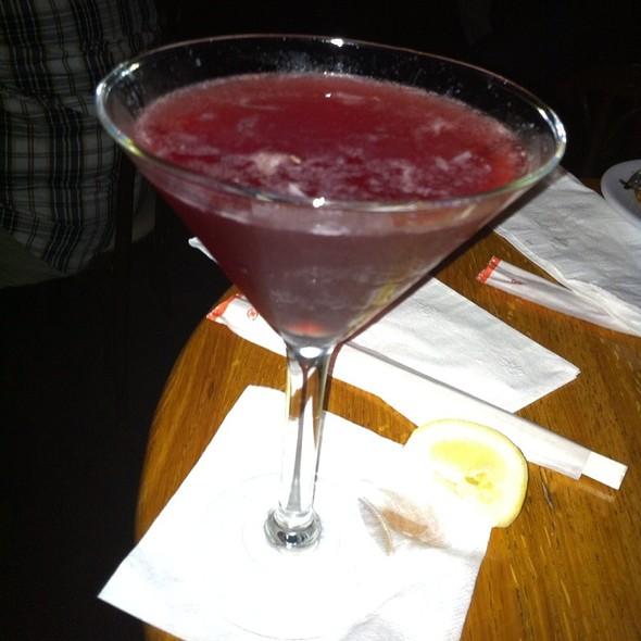 Pomergrante Martini - Yoshi's Oakland, Oakland, CA