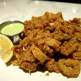 Fried Calamari - 8407 kitchen bar, Silver Spring, MD
