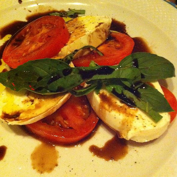 Tomato, Basil, And Buffalo Mozzarella - Mezzogiorno, New York, NY