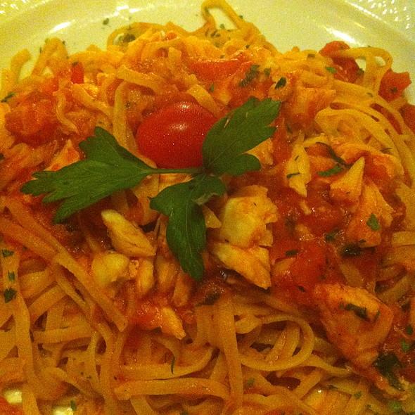 Tagliolini With Crab - Mezzogiorno, New York, NY