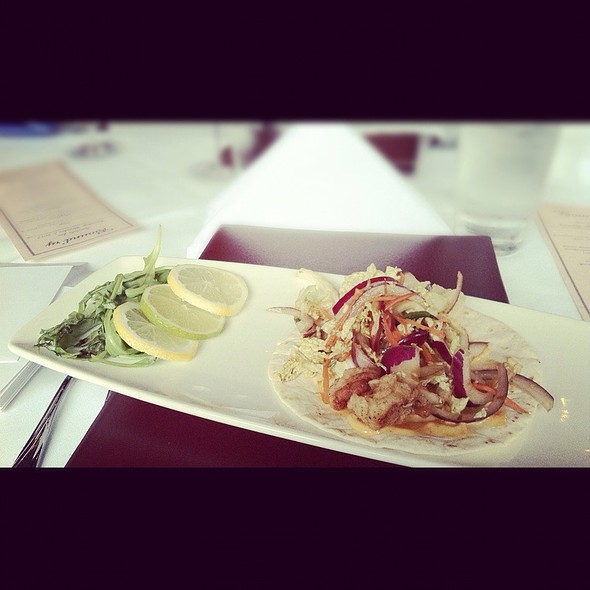 Seafood Taco - The Boundary Tavern & Grille, Chicago, IL