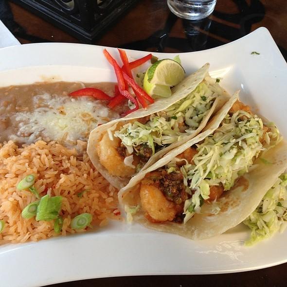 Tacos de camarones - Palmilla Cocina Y Tequila, Hermosa Beach, CA