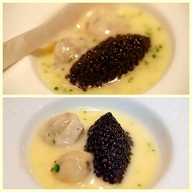 Oysters and Pearls - Per Se, New York, NY