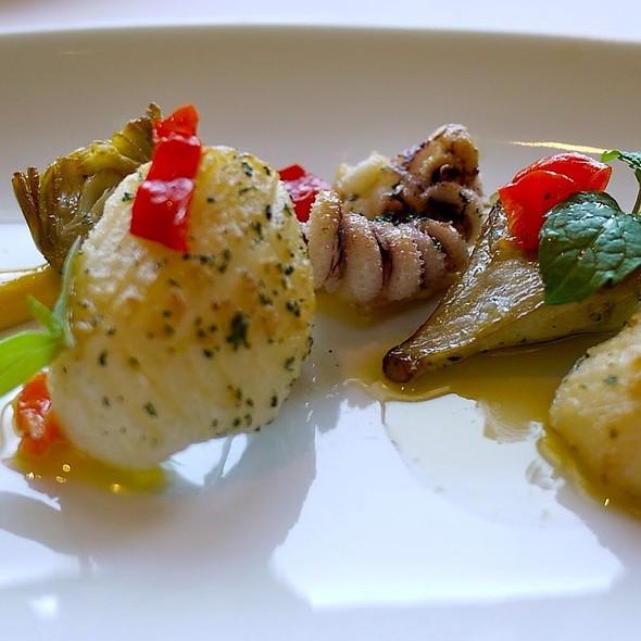 "Portuguese Cuttlefish ""Poêlé - Per Se, New York, NY"