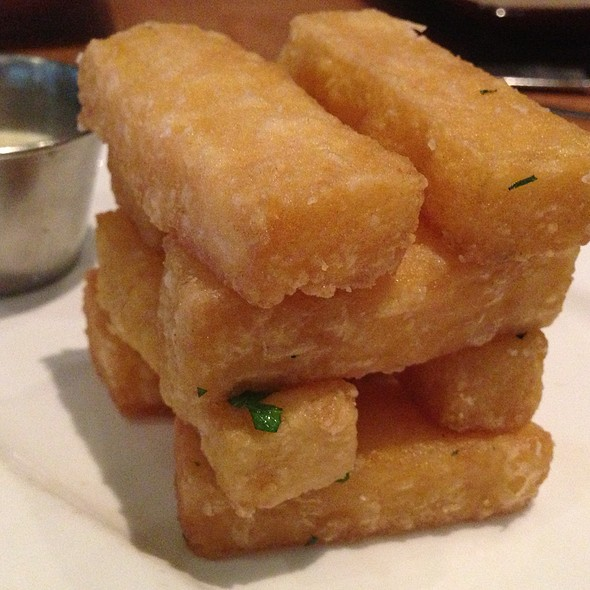 polenta fries - Cibo Wine Bar-Coral Gables, Miami, FL