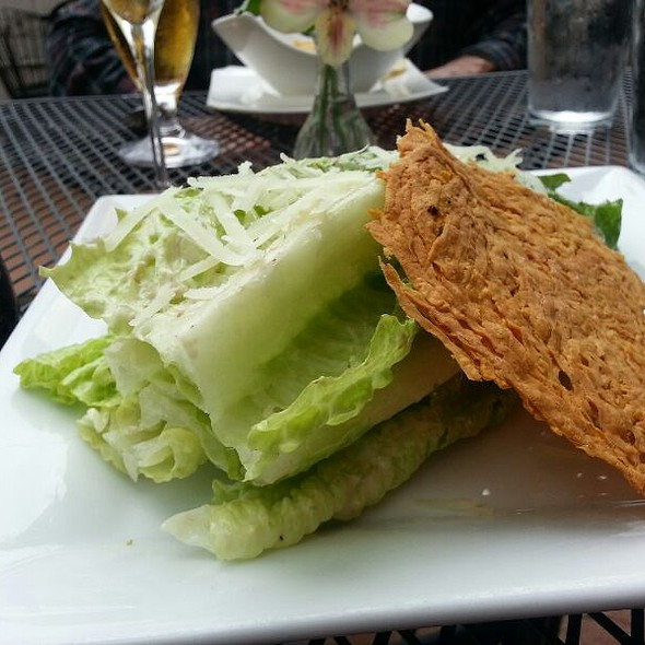 Ceaser Salad - The Vineyard Wine Bar, Havre De Grace, MD