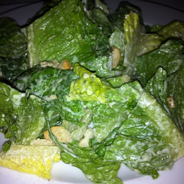 Ceasar Salad - Bistro Francais, Washington, DC