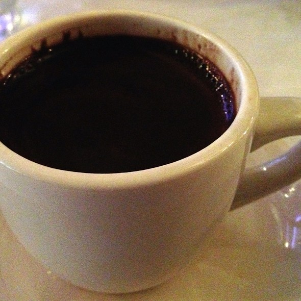 Armenian Coffee  - Sayat Nova, Chicago, IL