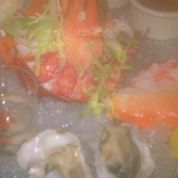 Seafood Platter - VooDoo Steakhouse - Rio All-Suite Hotel & Casino, Las Vegas, NV