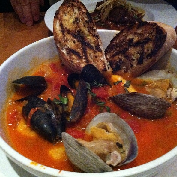 Cioppino - Tavolino - Foxborough, Foxboro, MA